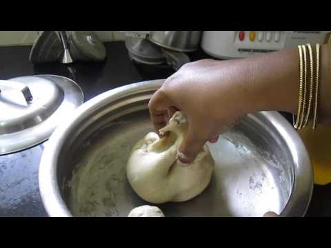 How to make soft chapati in tamil