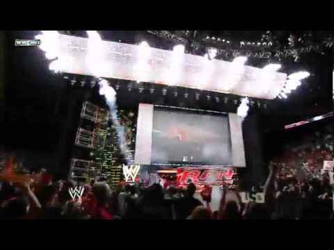 WWe Raw Theme Song 2011