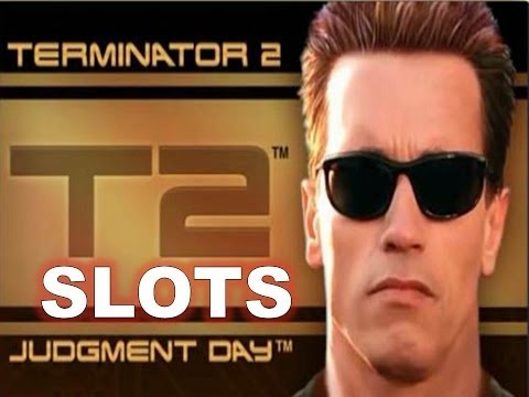 Sci-Fi Fans Up In Arms for Terminator 2 Slot Release