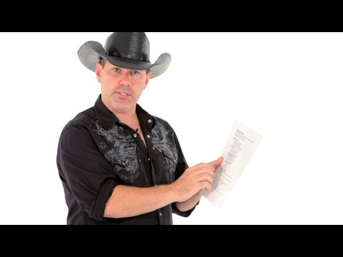 How to Use Step Sheets | Line Dancing