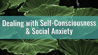 https://www.pinchmeliving.com/master-your-mind-programs - If you feel self-conscious, awkward or anxious around other people, be it in social settings with p...