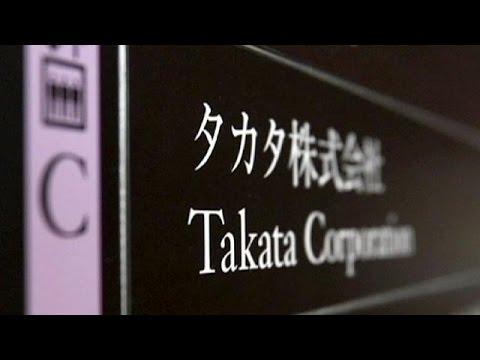 Συγγνώμη από Takata για τους ελαττωματικούς αερόσακους – economy