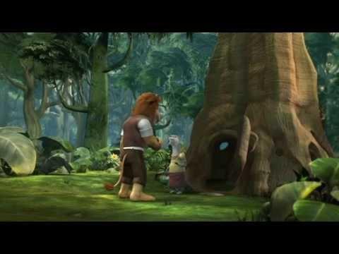 max - No primeiro episódio da saga você conhece a história do Reino do Leão e é apresentado a Max, seus amigos e seu maior rival: o Mestre das Sombras.
