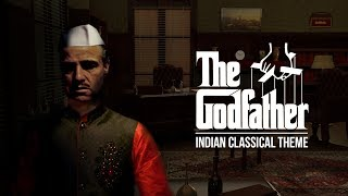 What if the Godfather was Indian?Presenting Nino Rota's  Love Theme from The Godfather, presented in an Indian Classical Avatar. The app used is GeoShred.Follow me on Social Media:Facebook: http://fb.com/followingmaheshTwitter: http://twitter.com/followingmaheshInstagram: http://instagram.com/followingmaheshWebsite: http://www.carnaticmusicfusion.comiPad Application (GeoShred) - https://itunes.apple.com/us/app/geoshred/id1064769019?mt=8