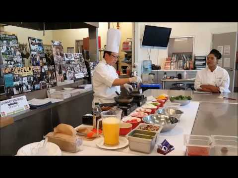 St Joseph Center Culinary Arts Program With Guest Chef Instructor Chef Bill Yee