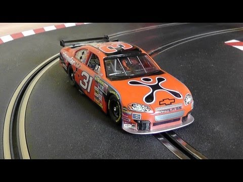 Carrera Bahn - NASCAR Chevrolet Impala SS - TUNING - Out of Box Slot Car - Do it yourself No. 25