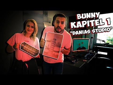 """REAL LIFE BUNNY Kapitel 1 """"Danias verlassenes Studio"""" Knacken wir den Zahlencode? Gruselgeschichte"""