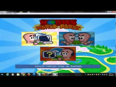 worms world party pc gratuit