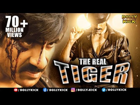 The Real Tiger Full Movie   Hindi Dubbed Movies 2019 Full Movie   Ravi Teja Movies   Action Movies