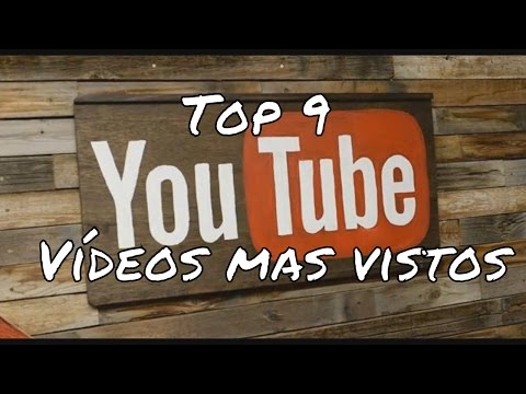 TIPOS DE VIDEOS MAS VISTOS EN YOUTUBE