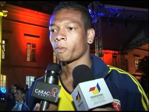 Selección Colombia de mayores invita al Mundial Sub-20 - Freddy Guarín