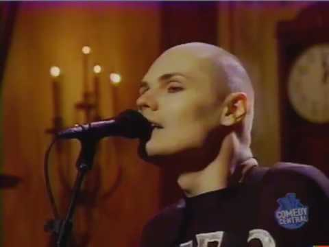 Smashing Pumpkins Rat In A Cage SNL, SVCD