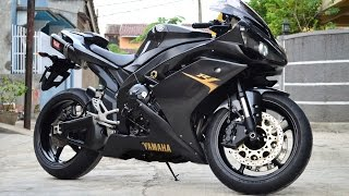 2. For Sale  Yamaha YZF R1 2008,Euro Spec,Full Spec,Full Acc,99%(istimewa)