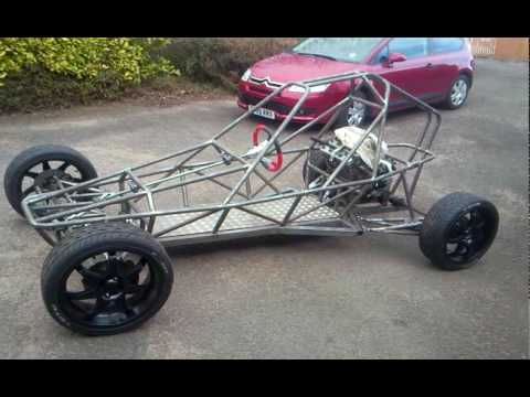 Homemade Off Road Go Kart Off road buggy/trackcar
