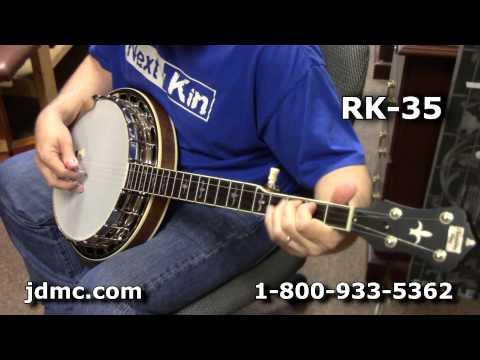 Recording King RK-35 VS. RK-36 -