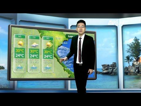 (VTC14)_Thời tiết biển ngày 05.05.2017