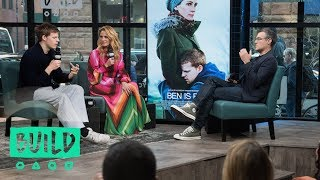 Julia Roberts & Lucas Hedges Discuss Their Roles In