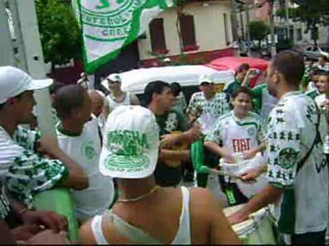 Mancha Verde - Nova Musica - Festa de Luta livre