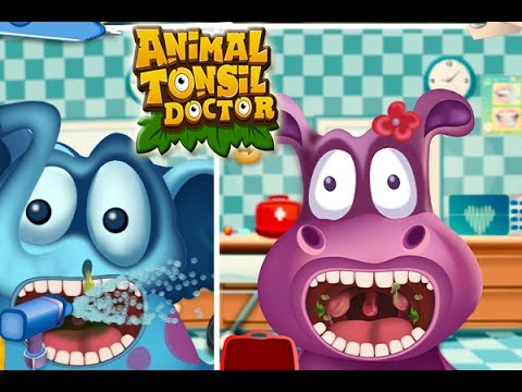 Video of Animal Tonsil Doctor