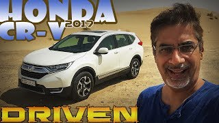 Check out our full and comprehensive review of the all-new 2017 Honda CR-V in Dubai. It's the biggest CR-V yet. How practical ...