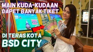 Video MAIN KUDA-KUDAAN DAPET BANYAK TIKET DI FUNWORLD TERAS KOTA BSD CITY!! MP3, 3GP, MP4, WEBM, AVI, FLV April 2019