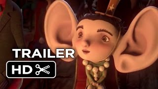 Nonton Jack and the Cuckoo-Clock Heart Official Trailer 1 (2014) - French Animated Movie HD Film Subtitle Indonesia Streaming Movie Download