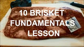 10 Brisket Fundamentals by Barbecue Champion Harry Soo How-to SlapYoDaddyBBQ.com competition texas