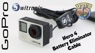 Video Switronix DV-GP4 GoPro Hero 4 Battery Eliminator Cable : REVIEW MP3, 3GP, MP4, WEBM, AVI, FLV Juli 2018