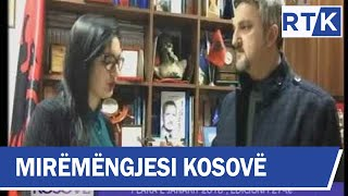 Mirëmëngjesi Kosovë - Drejtpërdrejt - Diana Toska 15.01.2018