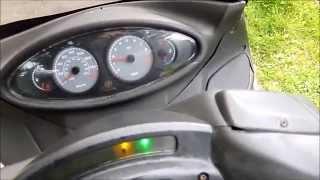 9. 2003 Piaggio X9 250 Demo, walk around, road test FOR SALE