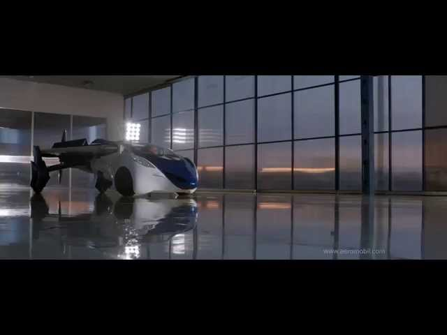 I Have Always Dreamt Of This: A Flying Car!