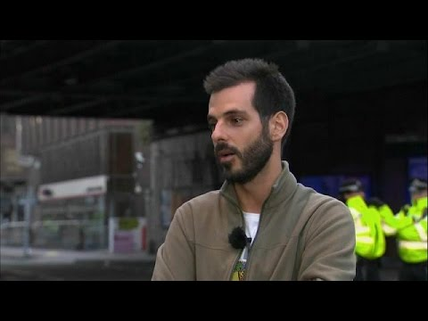 Τρόμος στο Λονδίνο: Συγγκλονιστικές μαρτυρίες