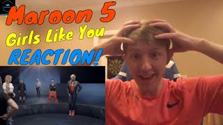 Video Maroon 5 - Girls Like You ft. Cardi B REACTION! MP3, 3GP, MP4, WEBM, AVI, FLV Juli 2018