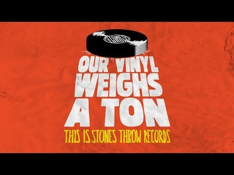 Stones Throw   Our Vinyl Weighs A Ton DVD