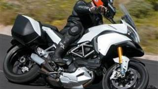3. 2010 Ducati Multistrada 1200 road test