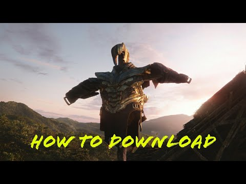 How To Download Avengers Endgame Full movie In English |100% Working