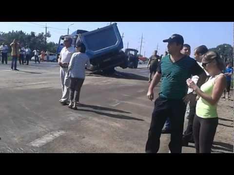Авария на Ленина (репортаж)