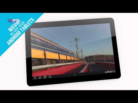 Video of RTV Oost Tablet app
