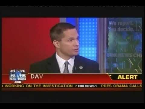 David Boehm, COO   On FoxNews