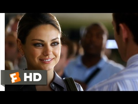 Friends with Benefits (2011) - Welcome to New York Scene (2/10) | Movieclips