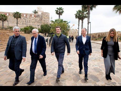 En las próximas elecciones, Melilla estará con el Partido Popular porque es garantía de futuro.