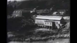 Karapiro New Zealand  city photos gallery : Historical Dam Construction Documentary - Karapiro, New Zealand (1947)