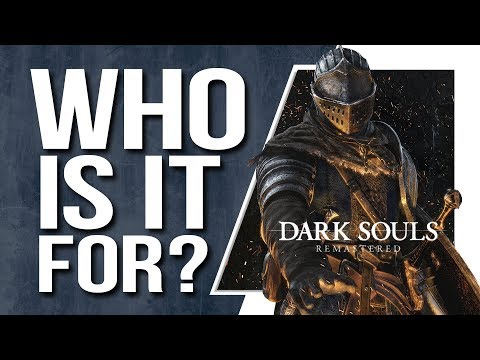 Can Dark Souls Remastered REKINDLE interest?
