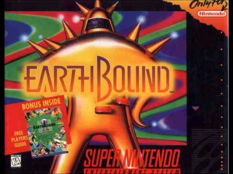 Earthbound / Mother 2 OST (good quality)