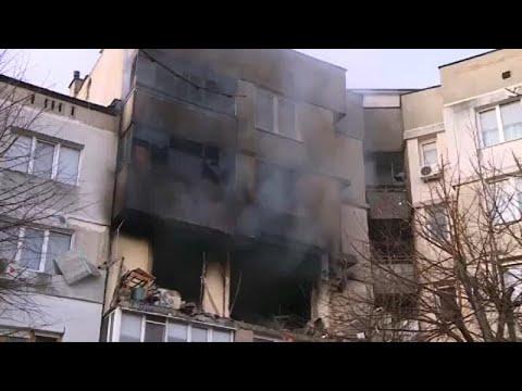Βουλγαρία: Δύο νεκροί από έκρηξη σε πολυκατοικία