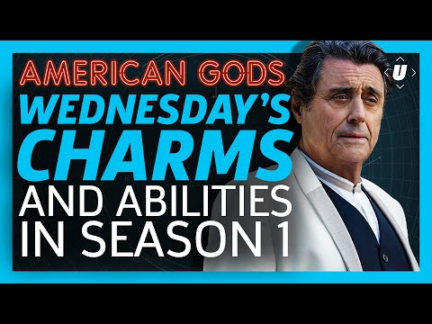 American Gods: All of Wednesday's Charms & Abilities in Season 1