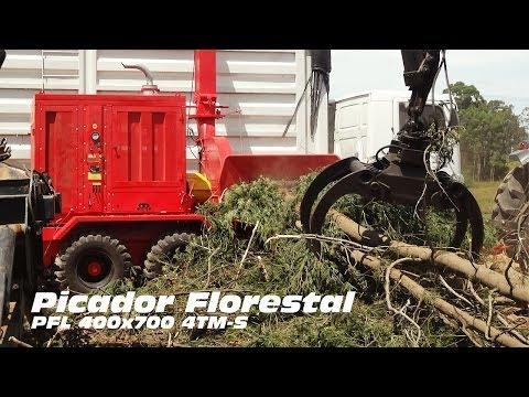 Picador Florestal PFL 400 x 700 M-S