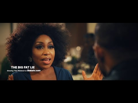 The Big Fat Lie (Trailer) - 2020 Latest Nollywood Movie Starring Blossom Chukwujekwu | Rita Dominic