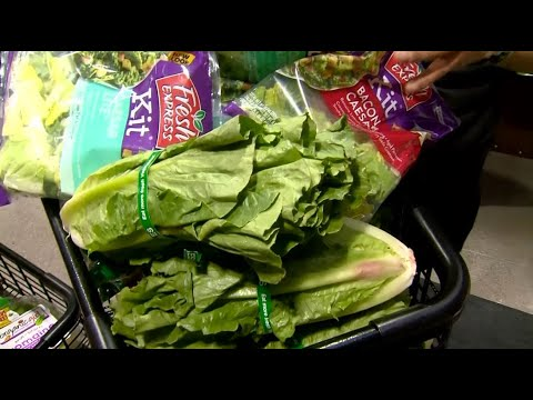 CDC Warns Not To Eat Romaine Lettuce After New E. Coli Outbreak