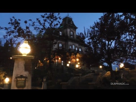 dlrpmagicvideo - Phantom Manor in Frontierland at Disneyland Paris - Complete HD Ridethrough by http://www.dlrpmagic.com: Disneyland Paris at the click of a mouse! Where hing...